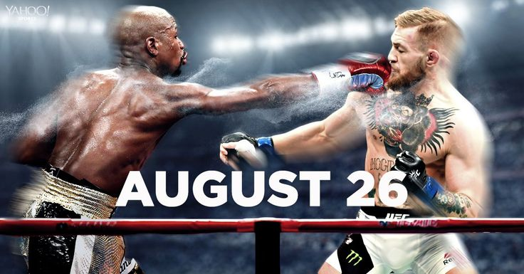 Floyd Mayweather vs. Conor McGregor Packages T-Mobile Arena | Las Vegas, NV It's the fight you've been waiting for, and it's finally official ... Mayweather vs. McGregor is set for August 26 at T-Mobile Arena in Las Vegas, and now is your chance to be there live with boxing packages from TicketmasterVIP. Get your fight package today so you don't miss out on the boxing experience of a lifetime!
