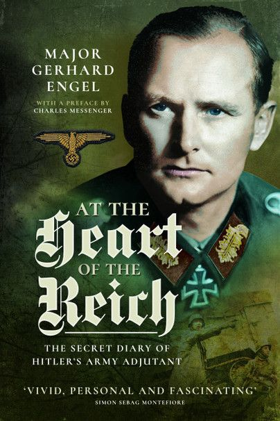 At the Heart of the Reich - http://www.pen-and-sword.co.uk/At-the-Heart-of-the-Reich-Paperback/p/12846