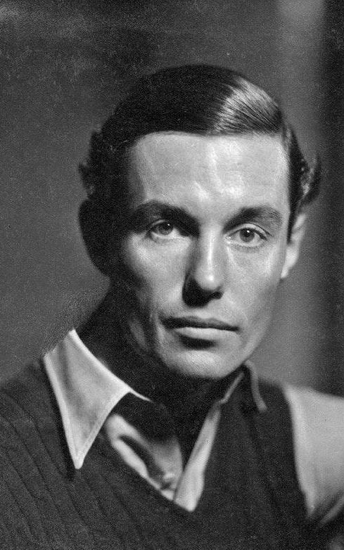 The British  spy master  Peter Fleming, who ran Silver for the D  (for Deception) Division in Delhi