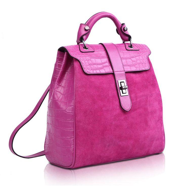 Venta Bolsas originales de múltiples funciones mochila de viaje de piel [SD91009] - €75.60 : bzbolsos.com, comprar bolsos online