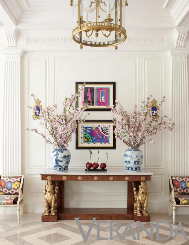Interior design by Kirsten Kelli Photograph by