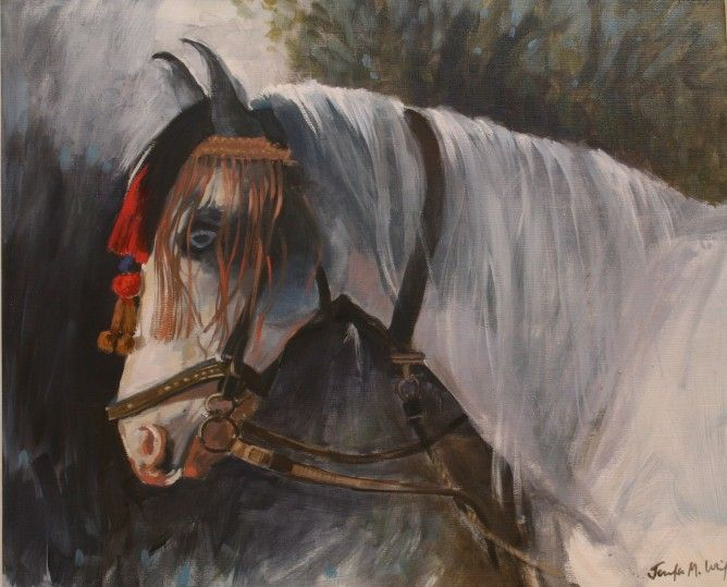 Best Animals  More Horse Art Images On   Horses