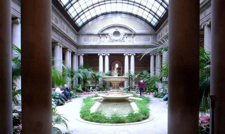 Frick Museum in New York City
