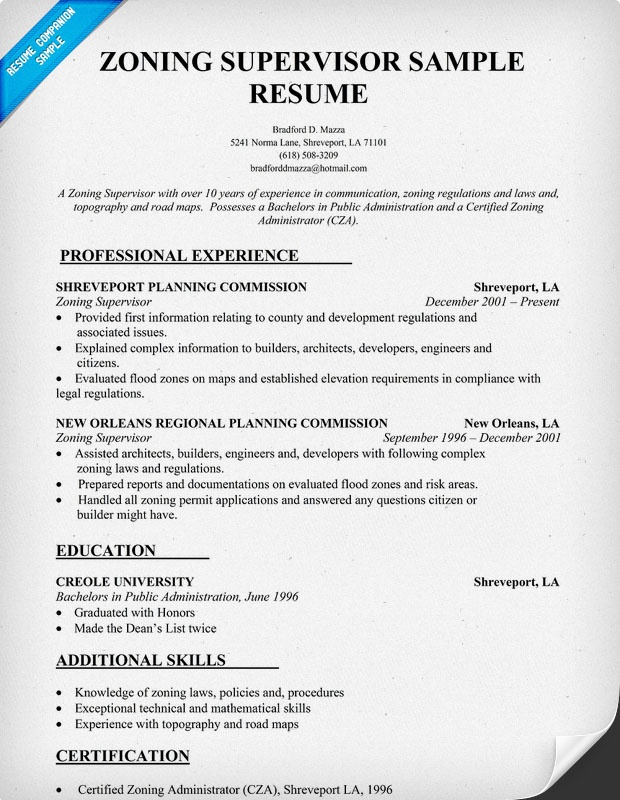 10 best resume templates images on Pinterest Resume ideas - sample zoning manager resume