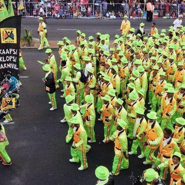 Cape Minstrel Carnival - Cape Town Tourism