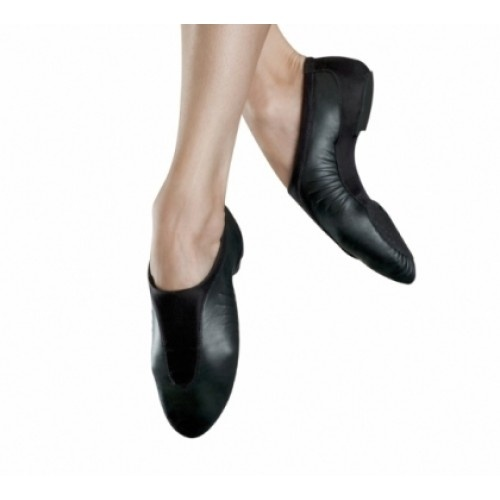 Bloch Pulse Womens Jazz Shoes  The perfect competition jazz shoe, reflects curve of the instep with glove like fit, and low profile.  Features: • Arch hugging neoprene stretch satin arch.• Soft leather upper.• Embossed pleat detail accentuates arch.• Moldable suede front sole, for feel-the-floor action, perfect for spinning and turning.  • New low profile heel to get closer-to-the-floor feeling. Gives the dancer optimum control for stopping.• Split sole design.Colour : Black & Tan Price…