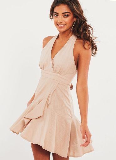 San Fran Dress - Beige