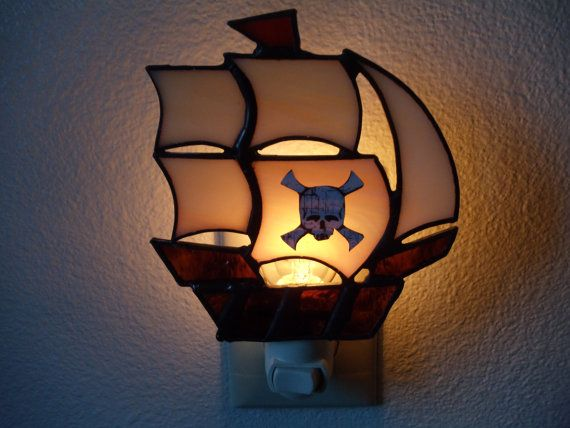Hey, I found this really awesome Etsy listing at https://www.etsy.com/listing/123486500/pirate-ship-nightlight