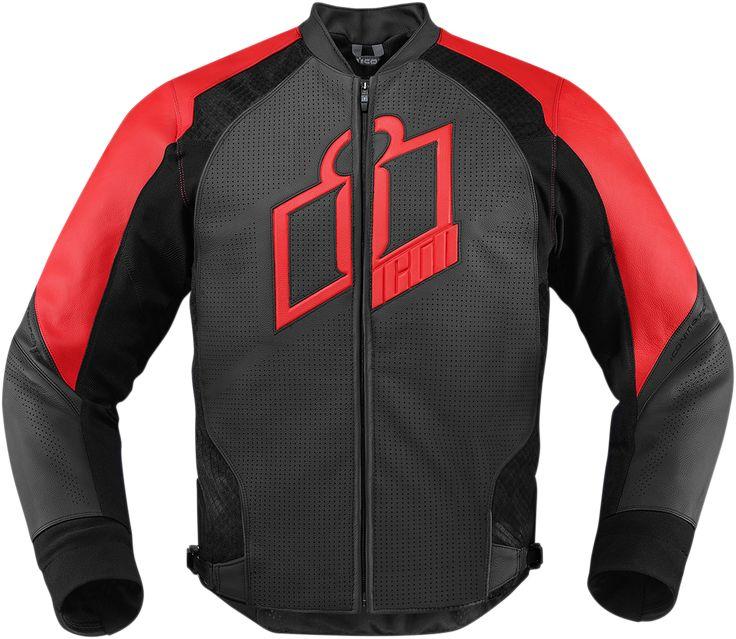 Hypersport Jacket - Red Part # 075282 MSRP $379.95