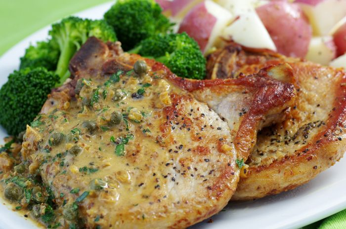 ... pork chops baked pork chops pork chop with white wine sauce steamy
