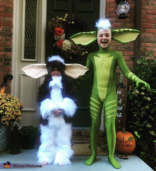 gizmo stripe diy halloween costumes - Happy Halloween Costume