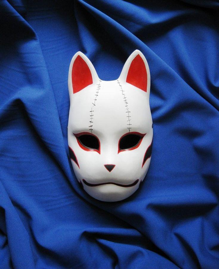 ANBU Mask by Mishutka
