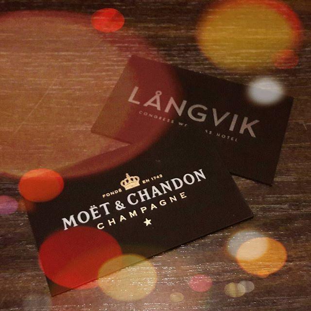 Celebrating Niko's birthday 😊 #langvikhotel http://www.langvik.fi/