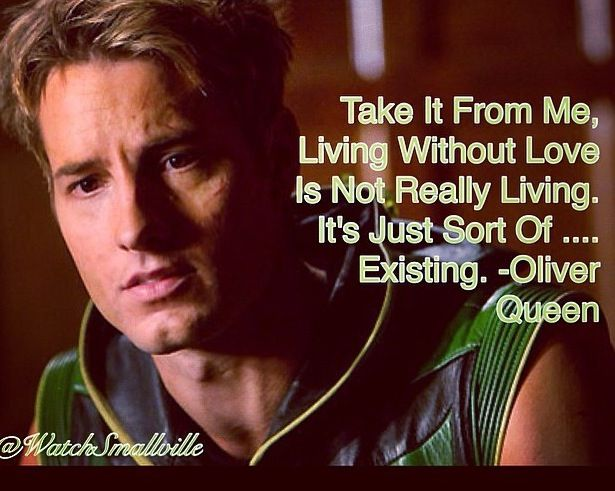 Smallville-Oliver Queen aka Justin Hartley