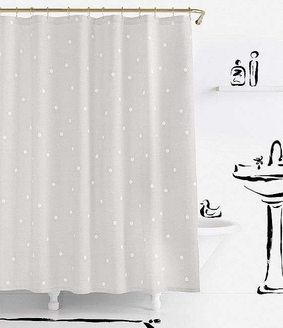 Pin On Kate Spade Shower Curtain
