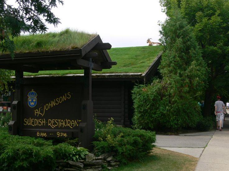 Al Johnsons Sweedish Restaurant, Sister Bay, Door County