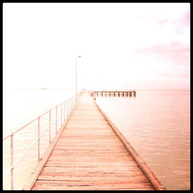 Rye pier - Mornington Peninsula