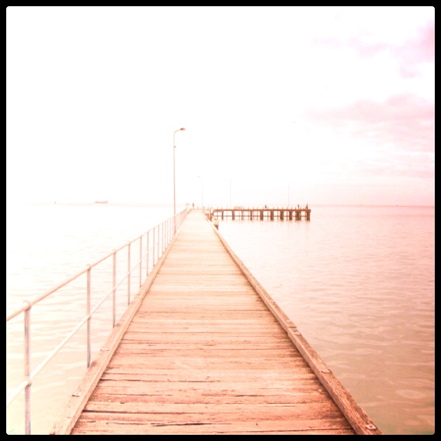 Rye pier - Mornington Peninsula
