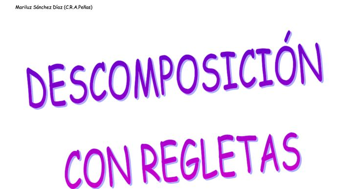 Descomposición con regletas.doc