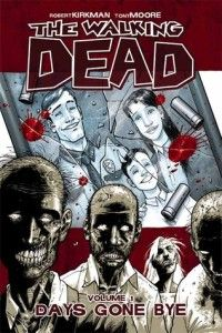 The Walking Dead by Robert Kirkman. Illustrated by Tony Moore An epidemic of apocalyptic proportions has swept the globe, causing the dead to rise and feed on the living. In a matter of months, society has crumbled...