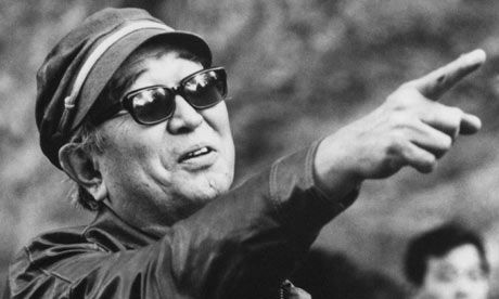 "AKIRA KUROSAWA    -""If in the more deliberately humanist dramas his sentimentality seems sometimes contrived and maudlin, his feel for action and his concern for historical authenticity reveal a talent that both delights in and transcends genre limitations. Certainly, his best work merges psychological precision, narrative subtlety and visual bravura to extraordinary effect."" - Geoff Andrew (The Film Handbook, 1989)"