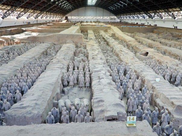 Datos Interesantes acerca de Los Guerreros de Terracota en China   Espanol Blog