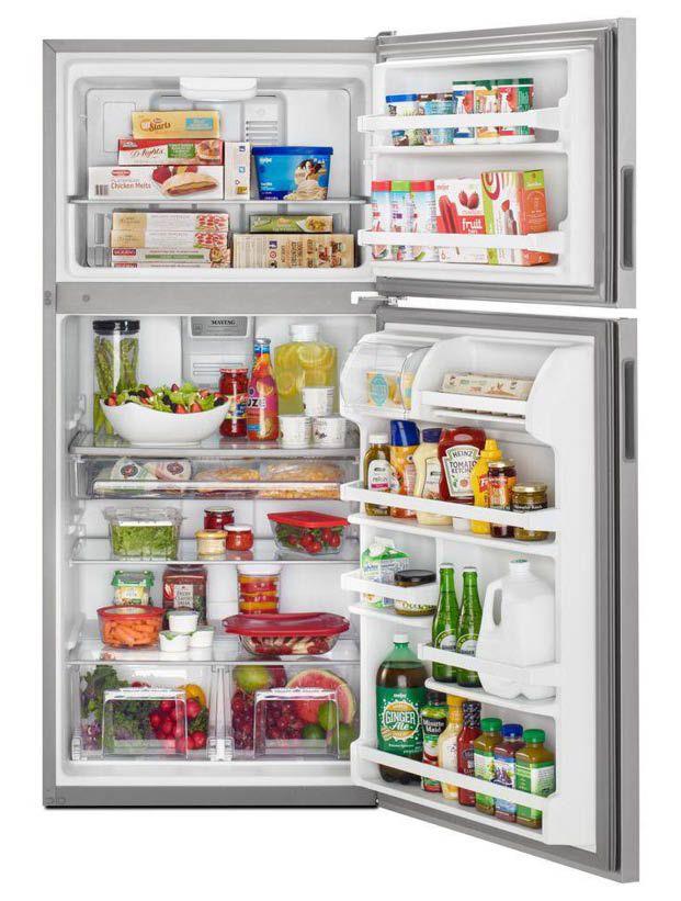 Fridge Secondary Image Top Freezer Refrigerator Fridge