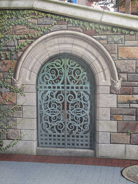 25 best ironwork images on pinterest wrought iron iron for Bridge mural frederick md