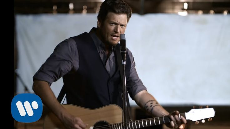 Blake Shelton - God Gave Me You (Official Video)- the both of us had been threw what life has decided to hand us.. felt like our crosses to bear were more then the fellow person should have to bear... we made it... we found each other... it will take a while longer to make the final step but it will happen...