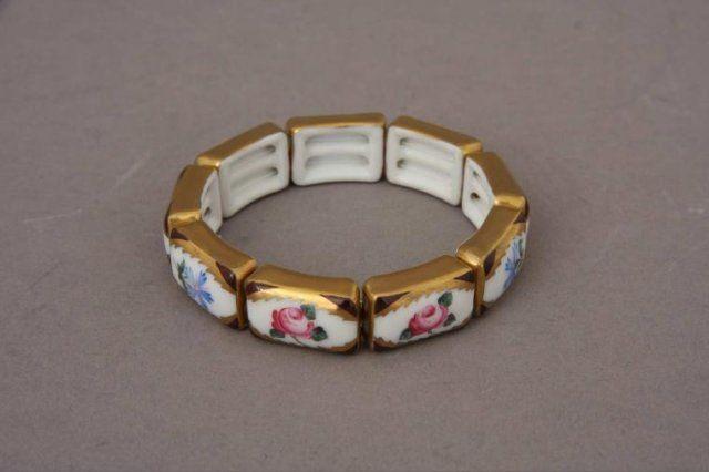 www.herendheviz.com - Galéria - Herendi porcelán karkötők