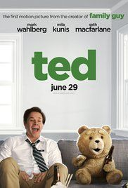 Ted Poster year 2012. Mark Wahlberg played John Bennett.