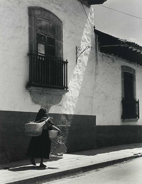 Todd Webb Market Day, Oaxaca, Mexico, 1968