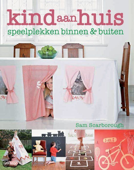 Kind aan huis, tafeltent op de cover
