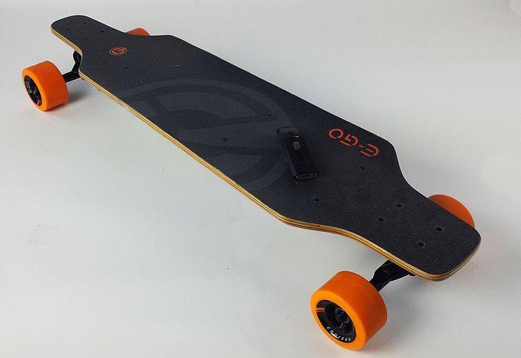 E Go Cruiser Electric Skateboard Longboard