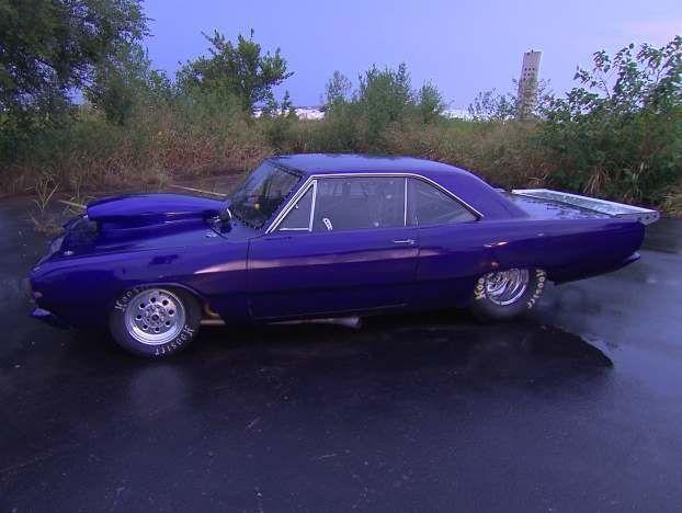 Dominator's 1967 Dodge Dart