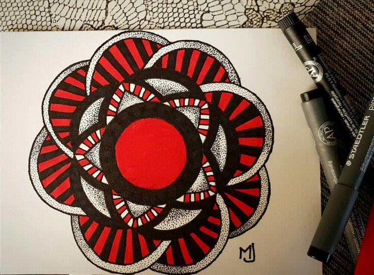 Dibujo hecho cuando me aburro
