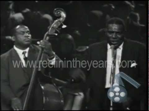 "Howlin' Wolf ""Smokestack Lightning"" Live 1964 (Reelin' In The Years Arch..."