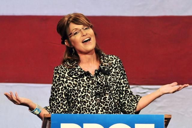 Pot, meet Kettle.  Sarah Palin weighs in on Hillary's emails.  Check out all the controversies of Palin's political career.
