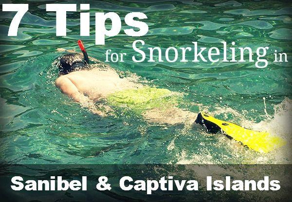 7 Tips for Snorkeling in Sanibel & Captiva Islands https://www.pinterest.com/ftmyerssanibel/beach-life/