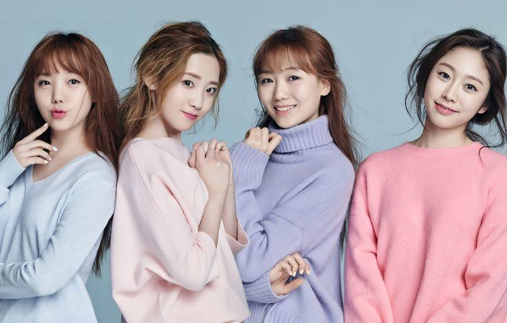 Kei, Jiae, Sujeong, and Jisoo