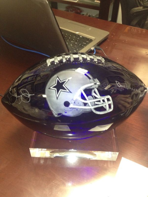 Dallas Cowboys Crystal Ball