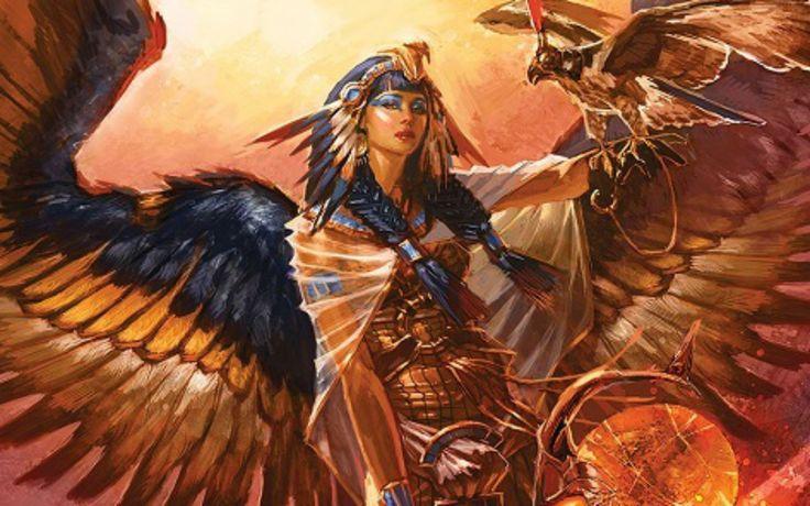 Isis Oracle.