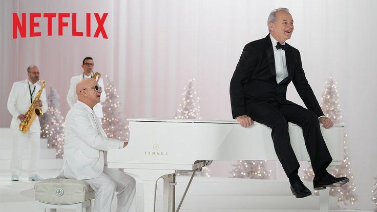 ビル・マーレイ・クリスマス - Only on Netflix [HD] - YouTube
