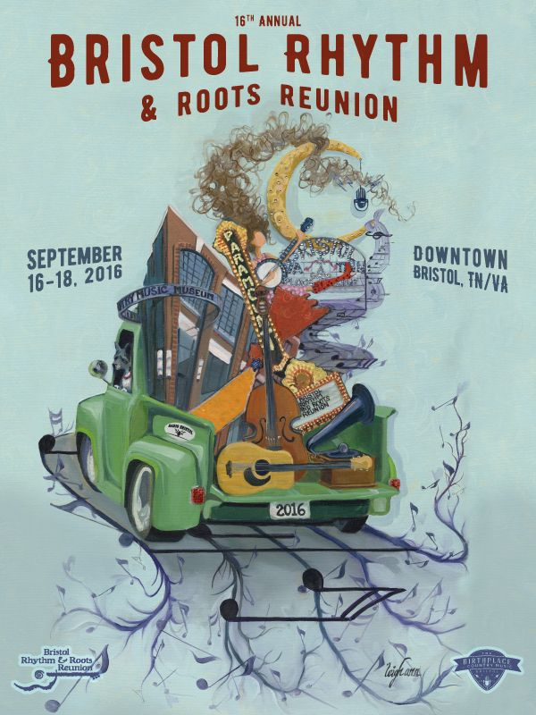 Schedule for Bristol Rhythm & Roots Reunion 2016 Announced  The Bristol Rhythm & Roots Reunionwill beheld over three days 16…