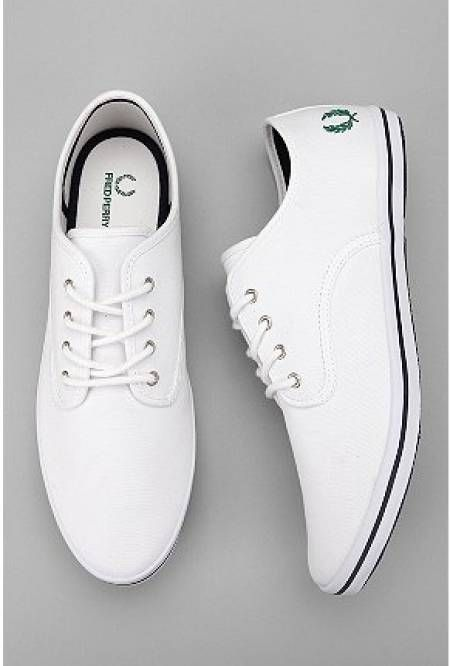 SNEAKERS FRED PERRY(phoenix canvas as well)