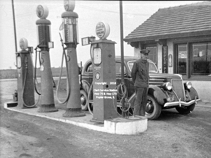 Pin by David Clark on My Favs Old gas stations, Petrol