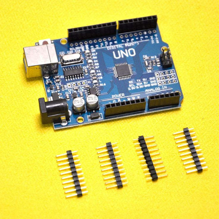 NEW ATmega328P CH340G UNO R3 Board & Free USB Cable for Arduino GOOD