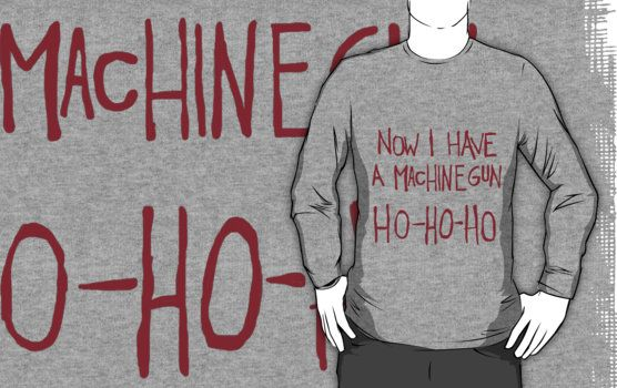 Die Hard Ugly Christmas Sweater!  #diehard, #christmas, #uglychristmassweater, #fashion, #movies, #sweater, #xmas, #film, #giftideas, #funny,