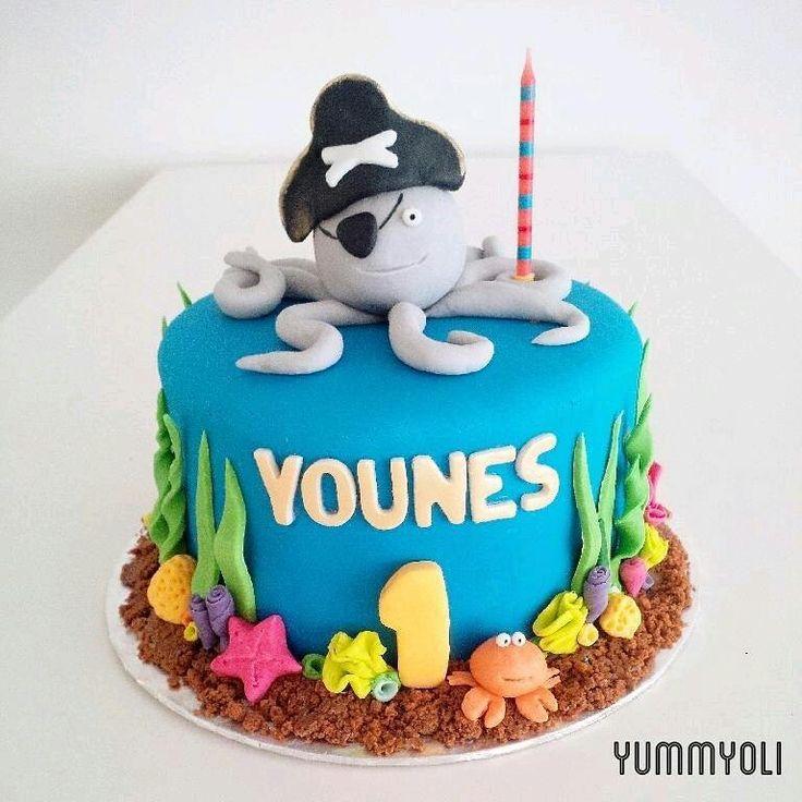 Birthdaycake #homemade #cake #baking