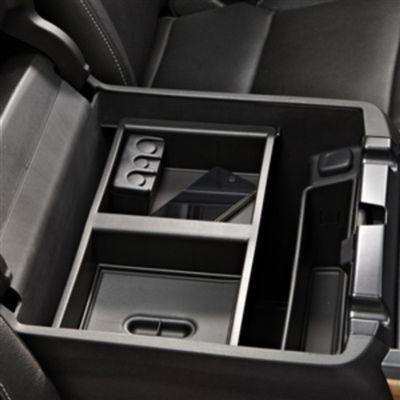 2005 Chevy Avalanche Interior >> Chevy Tahoe Console Organizer (2015-) @ partscheap.com | Chevrolet Accessories | Pinterest ...